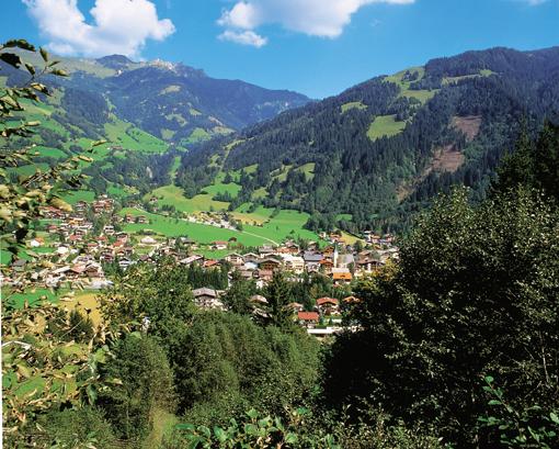 SETTIMANA VERDE, BAD GASTEIN (AUSTRIA) / 24 – 31 agosto 2019