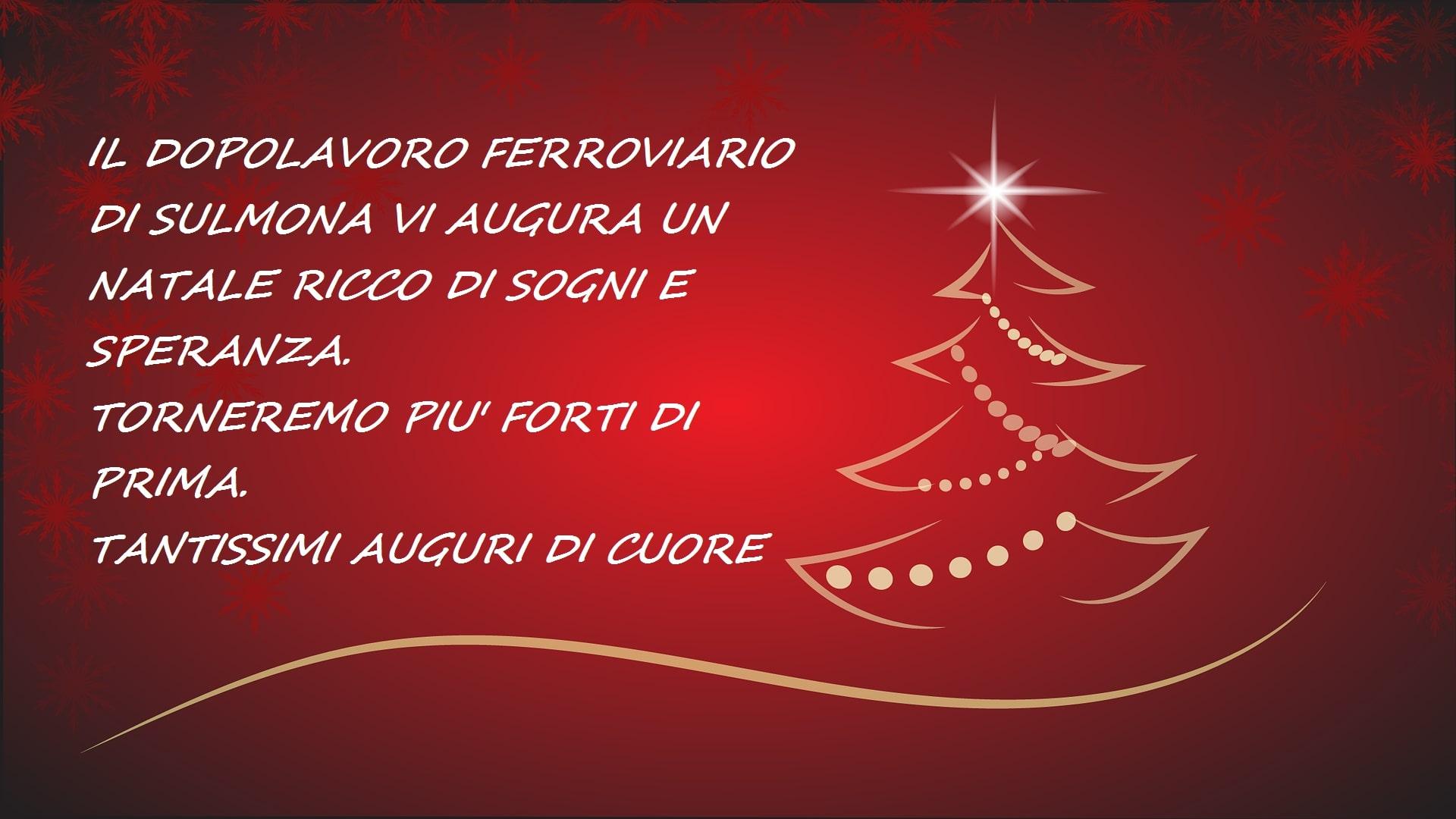 Tanti Auguri di Natale!!!